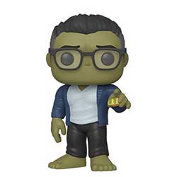 POP! Marvel: Endgame: Hulk with Taco