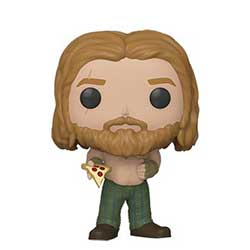 POP! Marvel: Endgame: Thor with Pizza