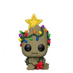 POP! Marvel: Holidays - Groot with Star