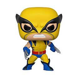 POP! Marvel: Marvel 80th - Wolverine (1st Appearance)