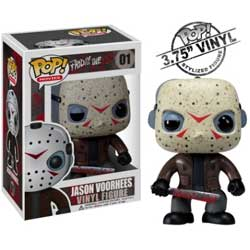 POP! Movies 001: Friday The 13th- Jason Voorhees