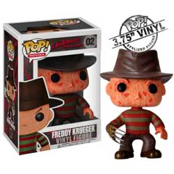POP! Movies 002: A Nightmare On Elm Street- Freddy Krueger [Damaged]
