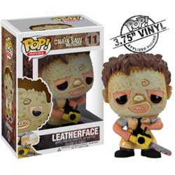 POP! Movies 011: Texas Chainsaw Massacre- Leatherface