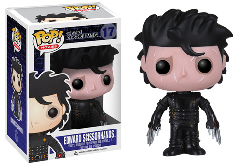 POP! Movies 017: Edward Scissorhands