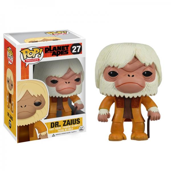 POP! Movies 027: Planet Of The Apes: Dr. Zaius