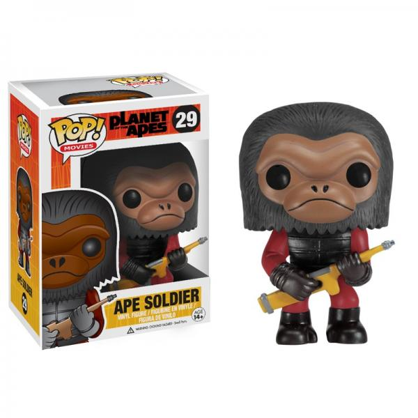 POP! Movies 029: Planet Of The Apes: Ape Soldier