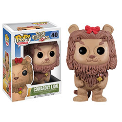 POP! Movies 040: The Wizard Of Oz- Cowardly Lion