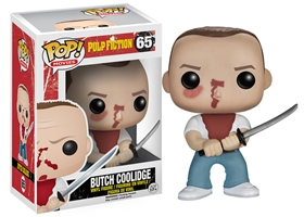 POP! Movies 065: Pulp Fiction- Butch Coolidge