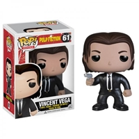 POP! Movies 061: Pulp Fiction- Vincent Vega