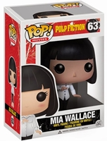 POP! Movies 063: Pulp Fiction- Mia Wallace