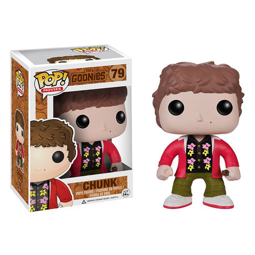 POP! Movies 079: The Goonies- Chunk