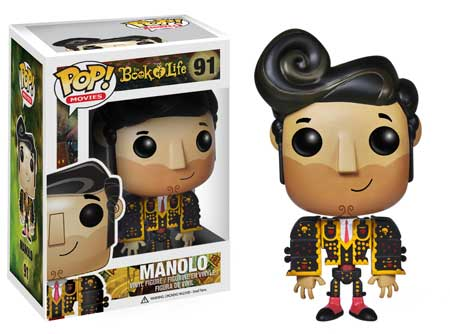 POP! Movies 091: Book Of Life: Manolo