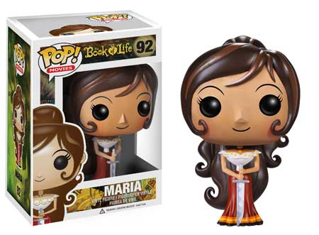 POP! Movies 092: Book Of Life: Maria