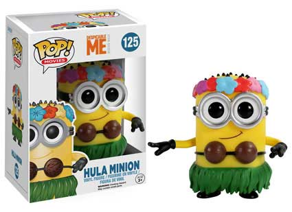 POP! Movies 125: Despicable Me: Hula Minion