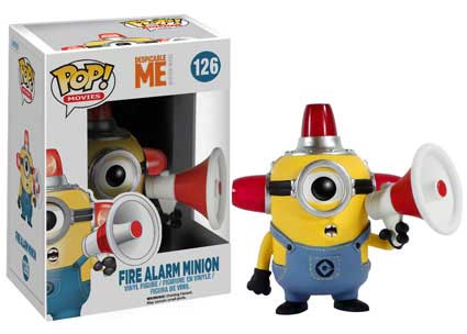 POP! Movies 126: Despicable Me: Alarm Minion