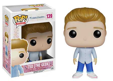 POP! Movies 139: Sixteen Candles- Ted (The Geek)