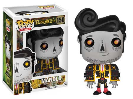 POP! Movies 150: Book Of Life: Manolo Remembered
