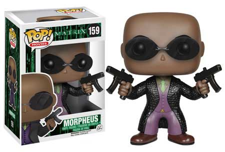 POP! Movies 159: The Matrix- Morpheus