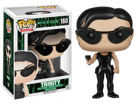 POP! Movies 160: The Matrix- Trinity