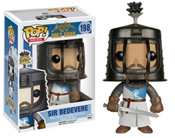 POP! Movies 198: Monty Python and the Holy Grail- Sir Bedevere