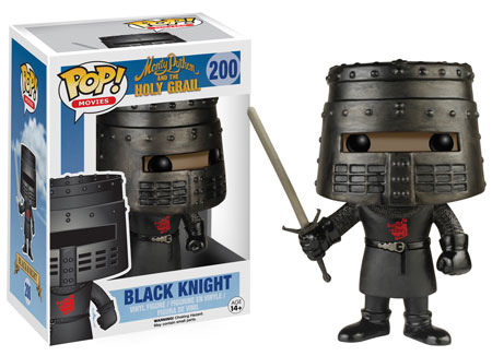 POP! Movies 200: Monty Python and the Holy Grail- Black Knight