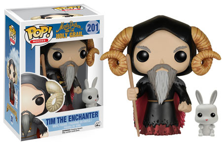 POP! Movies 201: Monty Python and the Holy Grail- Tim The Enchanter