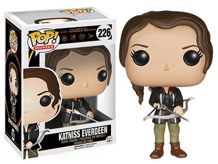 POP! Movies 226: The Hunger Games- Katniss Everdeen
