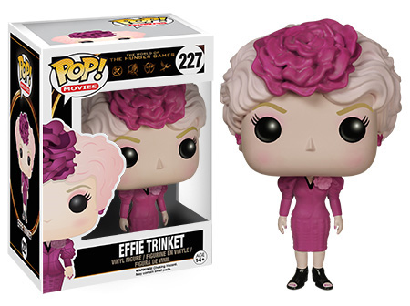 POP! Movies 227: The Hunger Games- Effit Trinket