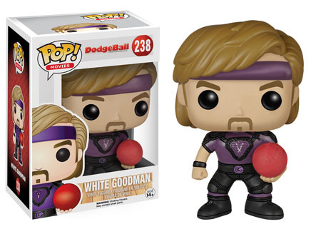 POP! Movies 238: Dodgeball- White Goodman