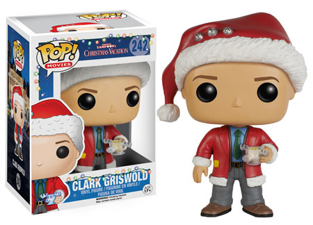 POP! Movies 242: National Lampoons Christmas Vacation- Clark Griswold