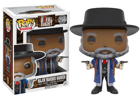 POP! Movies 256: The Hateful Eight- Major Marquis Warren