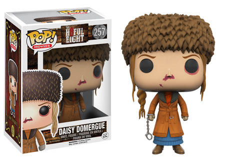 POP! Movies 257: The Hateful Eight- Daisy Domergue