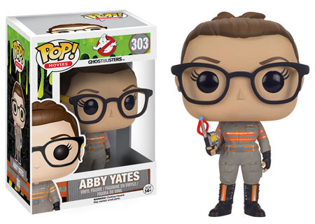 POP! Movies 303: Ghostbusters (2016): Abby Yates