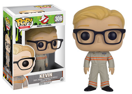POP! Movies 306: Ghostbusters (2016): Kevin