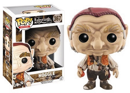 POP! Movies 367: Labyrinth- Hoggle