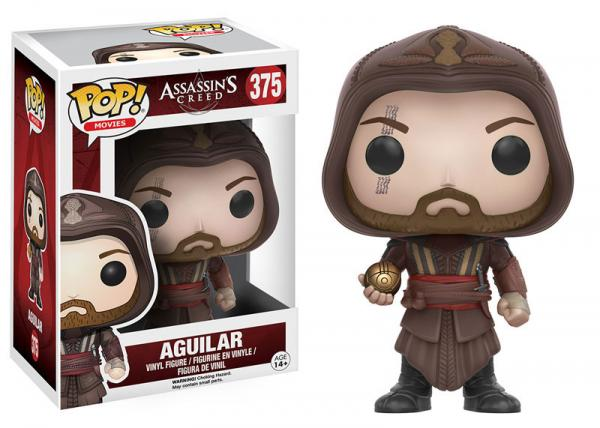 POP! Movies 375: Assassin's Creed- Aguilar