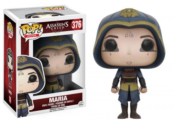 POP! Movies 376: Assassin's Creed- Maria