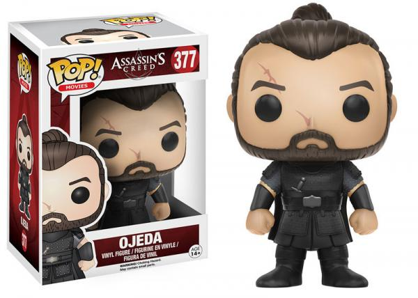 POP! Movies 377: Assassin's Creed- Ojeda