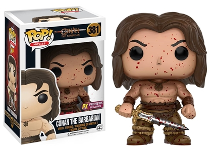 POP! Movies 381: Conan The Barbarian [Bloody Version]