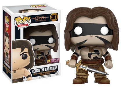 POP! Movies 381: Conan The Barbarian [Warpaint Version]
