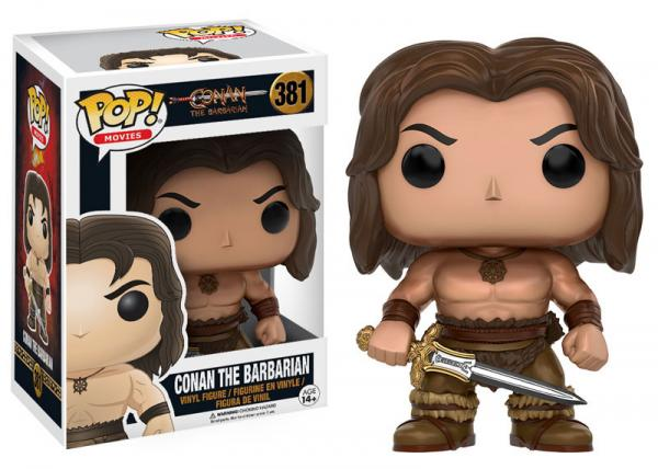 POP! Movies 381: Conan The Barbarian
