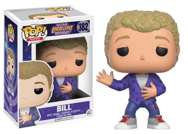 POP! Movies 382: Bill & Ted%27s Excellent Adventure- Bill