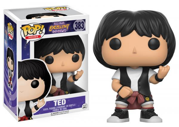 POP! Movies 383: Bill & Ted%27s Excellent Adventure- Ted