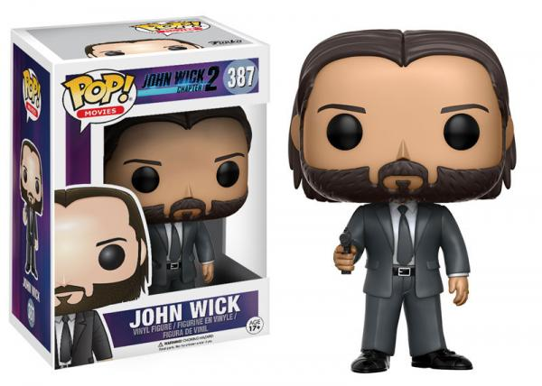 POP! Movies 387: John Wick Chapter 2- John Wick