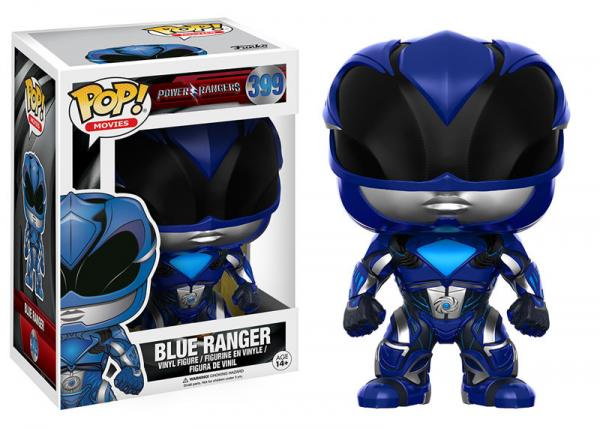 POP! Movies 399: Power Rangers- Blue Ranger