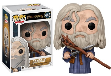 POP! Movies 443: Lord of the Rings- Gandalf