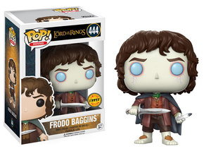 POP! Movies 444: Lord of the Rings- Frodo Baggins [CHASE]