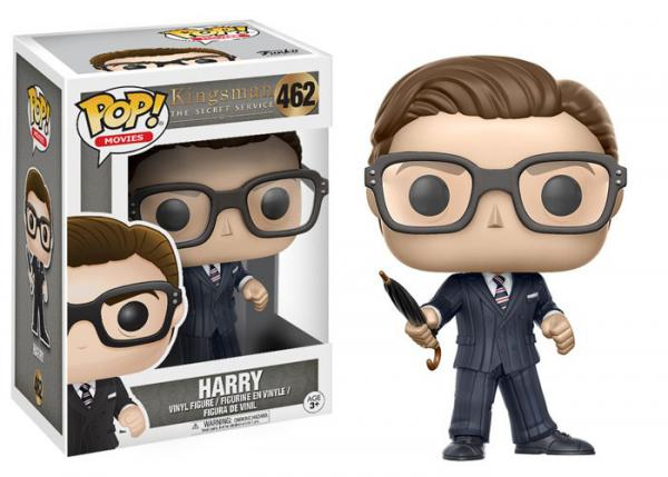 POP! Movies 462: Kingsman- Harry