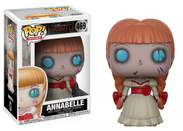 POP! Movies 469: The Conjuring- Annabelle