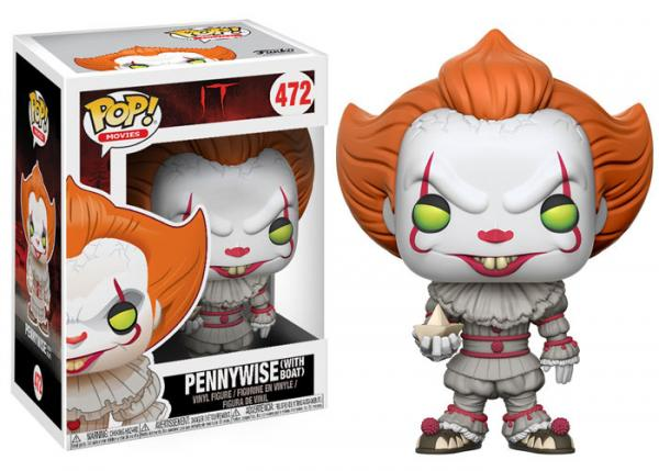 POP! Movies 472: IT- Pennywise